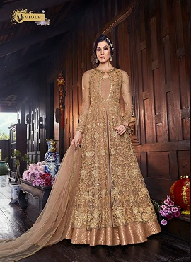 Swagat Violet 6107 Colors Heavy Rich Look Wedding Wear Collection b2btextile.in
