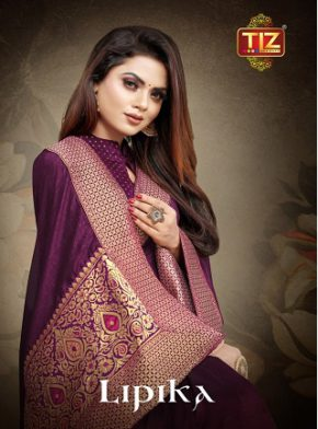 Tiz Lipika Casual Wear Georgette Sarees Collection b2btextile.in
