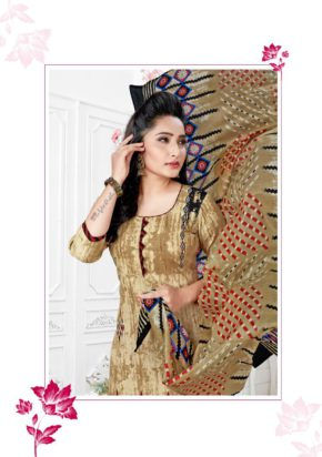 Cotton Pluse Heena 13 Regular Wear Printed Cotton Collection b2btextile.in