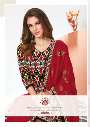 Mayur Ikkat Special 7 Cotton Dress Material Collection b2btextile.in