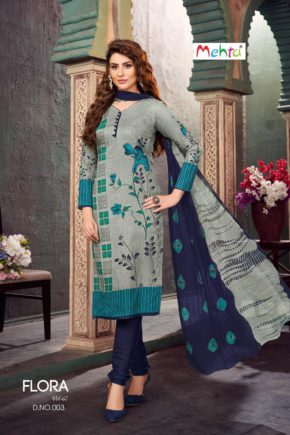 Mehta Flora 67 Cotton Printed Dress Material Collection b2btextile.in