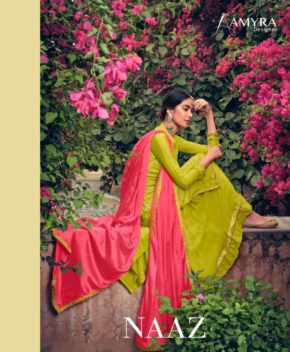 Amyra Naaz Special Rich & Beautiful Embroidery Salwar Kameez catalog b2btextile.in
